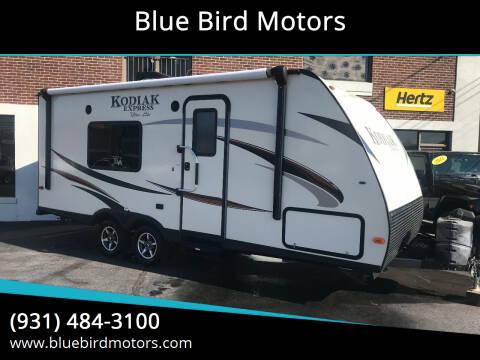 2016 Keystone KODIAK for sale at Blue Bird Motors in Crossville TN