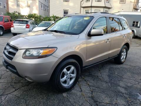 2007 Hyundai Santa Fe for sale at Devaney Auto Sales & Service in East Providence RI