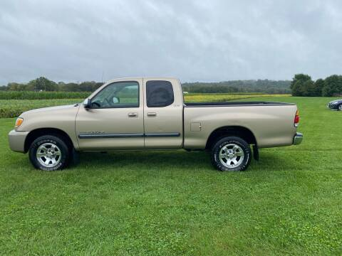 2003 Toyota Tundra for sale at Wendell Greene Motors Inc in Hamilton OH