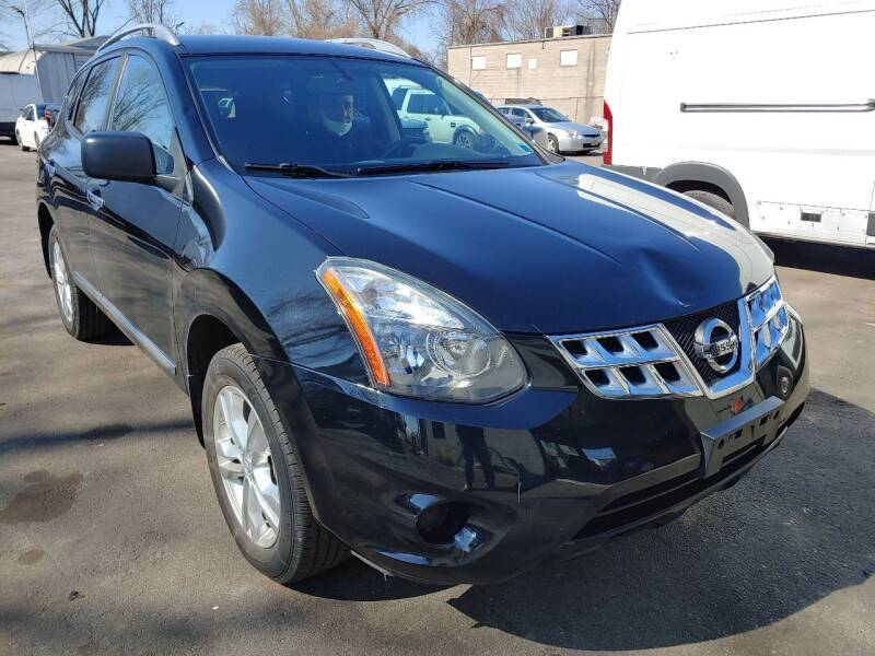 2015 Nissan Rogue Select for sale at Auto Direct Inc in Saddle Brook NJ