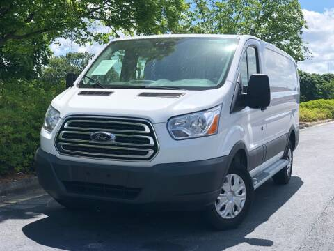 2018 Ford Transit Cargo for sale at William D Auto Sales in Norcross GA