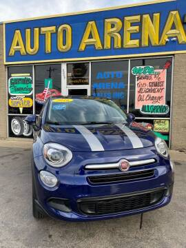 2016 FIAT 500X for sale at Auto Arena in Fairfield OH