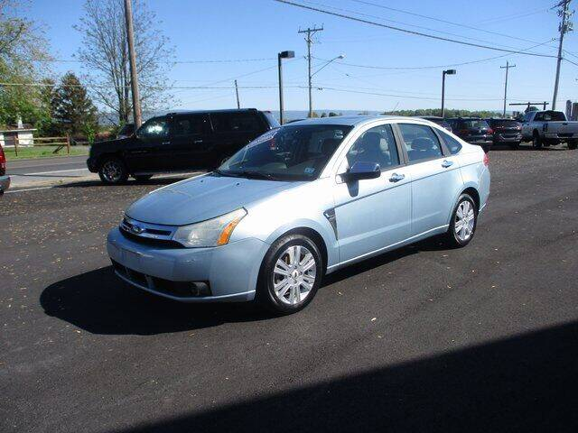 2009 Ford Focus for sale at FINAL DRIVE AUTO SALES INC in Shippensburg PA