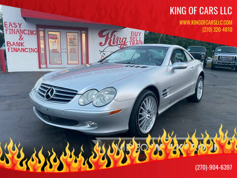 2004 Mercedes-Benz SL-Class for sale at King of Cars LLC in Bowling Green KY