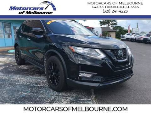 2018 Nissan Rogue for sale at Motorcars of Melbourne in Rockledge FL