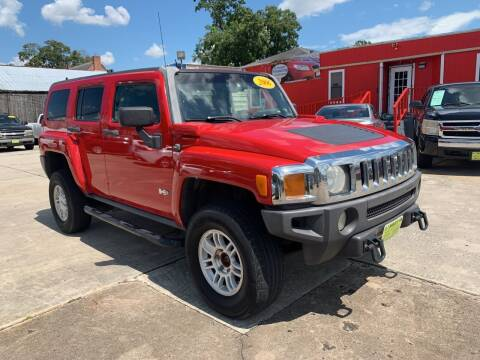 2006 HUMMER H3 for sale at JORGE'S MECHANIC SHOP & AUTO SALES in Houston TX
