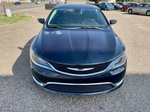 2017 Chrysler 200 for sale at Good Auto Company LLC in Lubbock TX