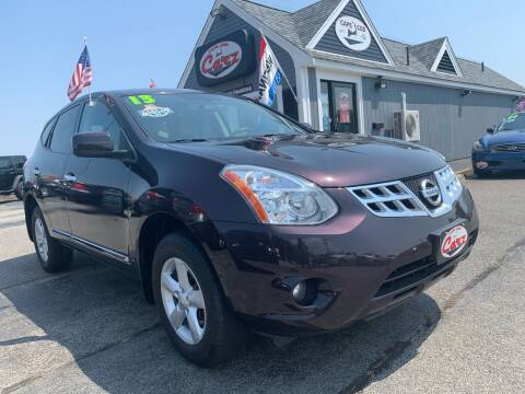 2013 Nissan Rogue for sale at Cape Cod Carz in Hyannis MA