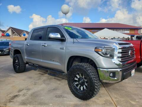 2019 Toyota Tundra for sale at Ohana Motors in Lihue HI