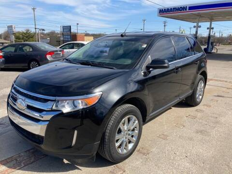 2014 Ford Edge for sale at 1A Auto Mart Inc in Smyrna TN