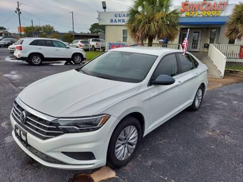 2020 Volkswagen Jetta for sale at Sun Coast City Auto Sales in Mobile AL