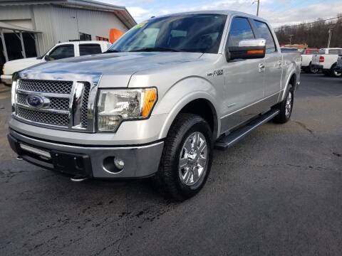 2012 Ford F-150 for sale at Moores Auto Sales in Greeneville TN