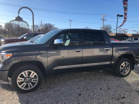 2019 Toyota Tundra for sale at Casey Classic Cars in Casey IL