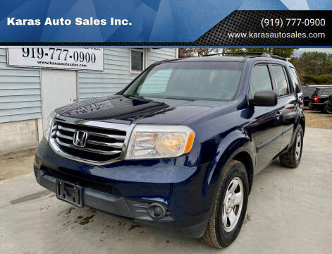 2013 Honda Pilot for sale at Karas Auto Sales Inc. in Sanford NC