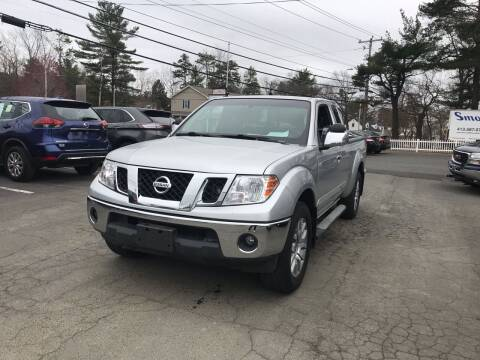 2009 Nissan Frontier for sale at Brill's Auto Sales in Westfield MA