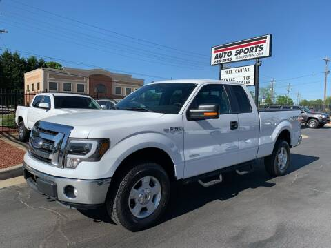2011 Ford F-150 for sale at Auto Sports in Hickory NC