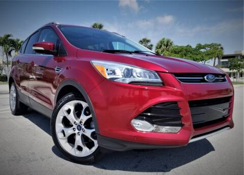 2015 Ford Escape for sale at Progressive Motors in Pompano Beach FL
