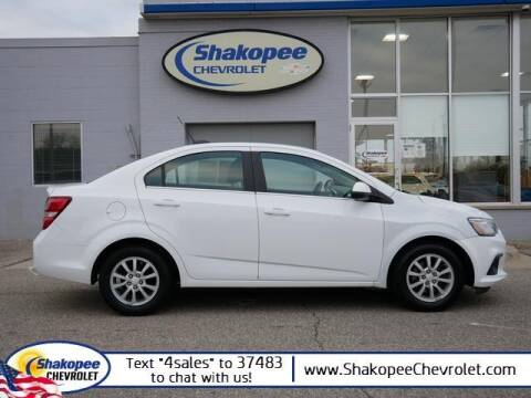 2017 Chevrolet Sonic for sale at SHAKOPEE CHEVROLET in Shakopee MN