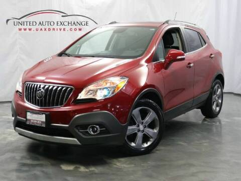 2014 Buick Encore for sale at United Auto Exchange in Addison IL