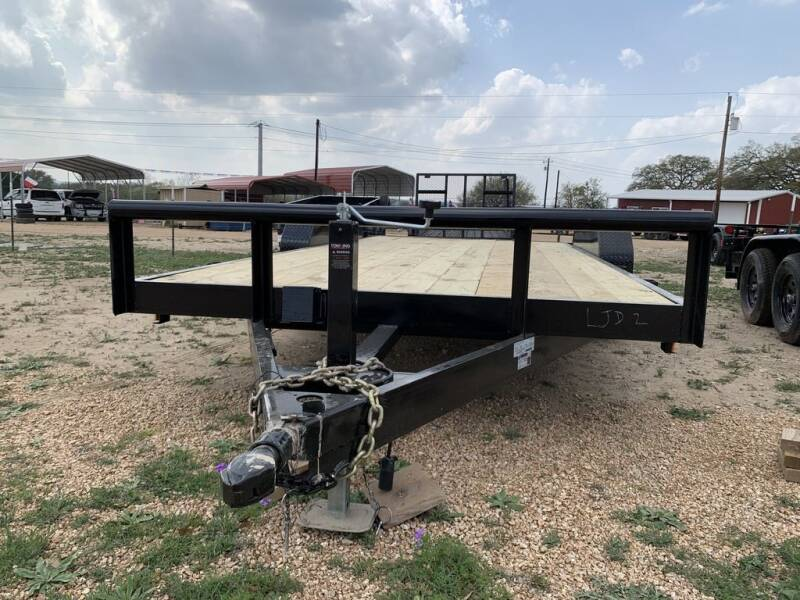 "2021 P & C  - Equipment 83"" X 20' -  for sale at LJD Sales in Lampasas TX"