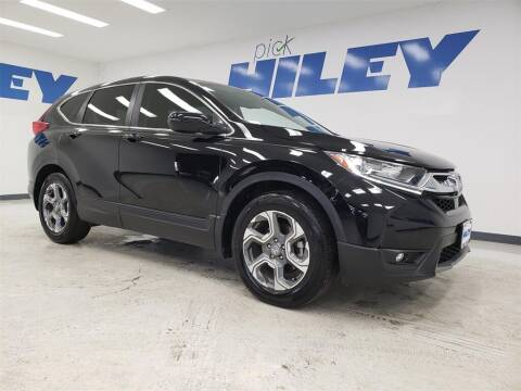 2017 Honda CR-V for sale at HILEY MAZDA VOLKSWAGEN of ARLINGTON in Arlington TX