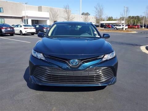 2019 Toyota Camry Hybrid for sale at Lou Sobh Kia in Cumming GA
