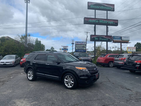 2013 Ford Explorer for sale at Boardman Auto Mall in Boardman OH