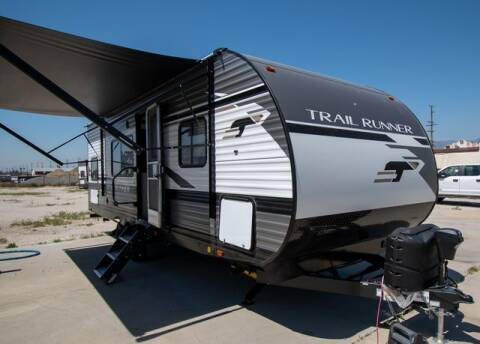 2021 Heartland Trail Runner for sale at GQC AUTO SALES in San Bernardino CA