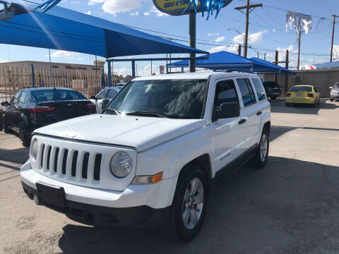 2014 Jeep Patriot for sale at Autos Montes in Socorro TX