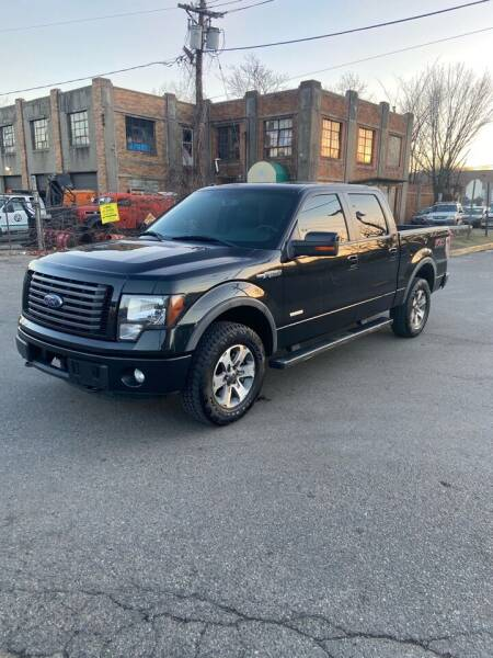2012 Ford F-150 for sale at Advantage Auto Brokers in Hasbrouck Heights NJ