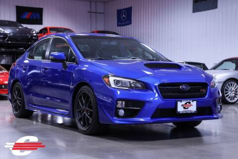 2016 Subaru WRX for sale at Cantech Automotive in North Syracuse NY