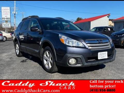 2013 Subaru Outback for sale at CADDY SHACK CARS in Edgewater MD