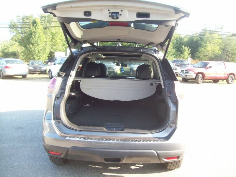 2014 Nissan Rogue for sale at Frank Coffey in Milford NH