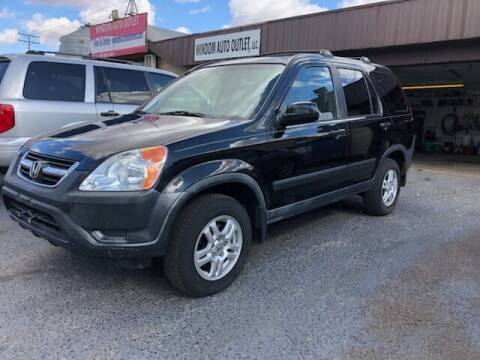 2004 Honda CR-V for sale at WINDOM AUTO OUTLET LLC in Windom MN