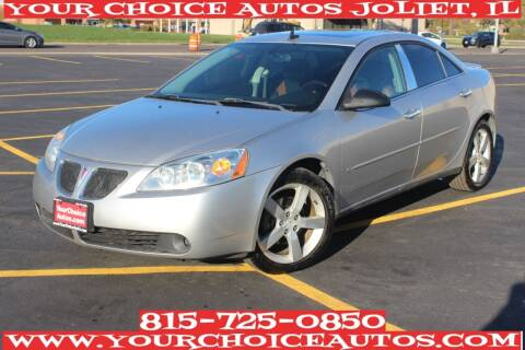 2007 Pontiac G6 for sale at Your Choice Autos - Joliet in Joliet IL