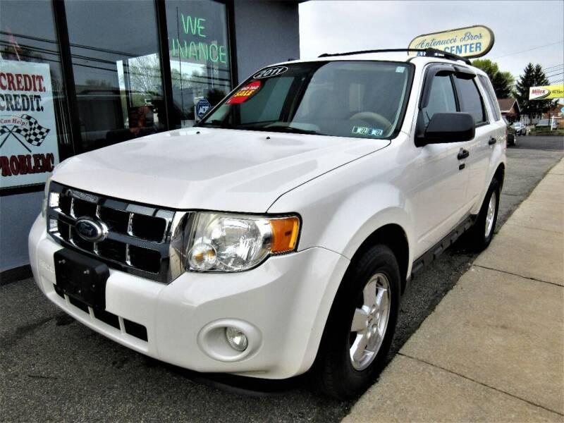2011 Ford Escape for sale at New Concept Auto Exchange in Glenolden PA