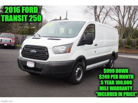 2016 Ford Transit Cargo for sale at D&D Auto Sales, LLC in Rowley MA