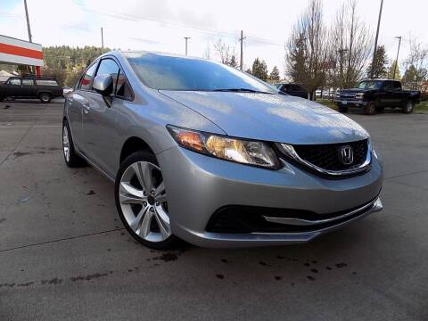 2013 Honda Civic for sale at A1 Group Inc in Portland OR
