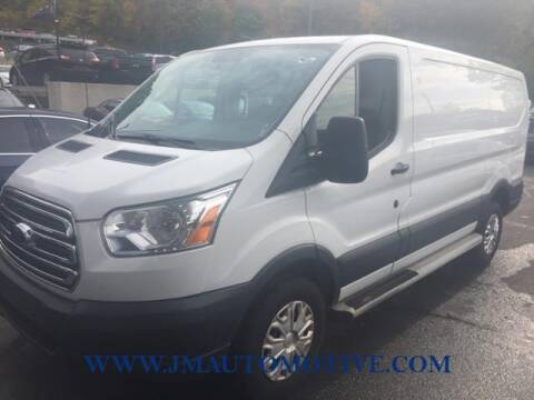 2015 Ford Transit Cargo for sale at J & M Automotive in Naugatuck CT