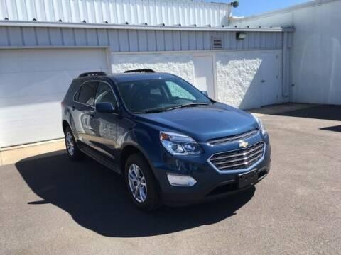 2016 Chevrolet Equinox for sale at Gross Motors of Marshfield in Marshfield WI