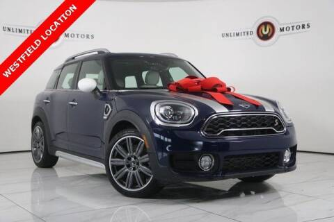 2019 MINI Countryman for sale at INDY'S UNLIMITED MOTORS - UNLIMITED MOTORS in Westfield IN