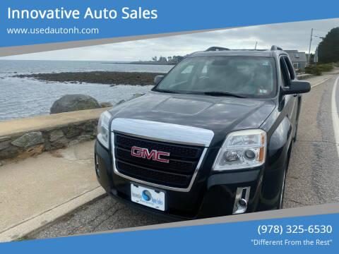 2014 GMC Terrain for sale at Innovative Auto Sales in North Hampton NH
