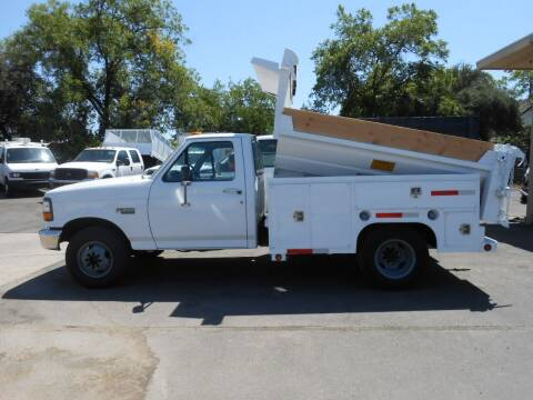 1996 Ford F-350 for sale at Armstrong Truck Center in Oakdale CA