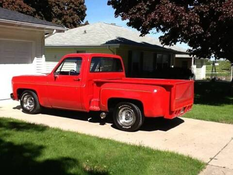 1976 Chevrolet C/K 10 Series for sale at Haggle Me Classics in Hobart IN