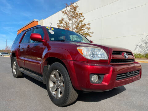 2006 Toyota 4Runner for sale at ELAN AUTOMOTIVE GROUP in Buford GA