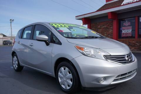 2015 Nissan Versa Note for sale at Premium Motors in Louisville KY