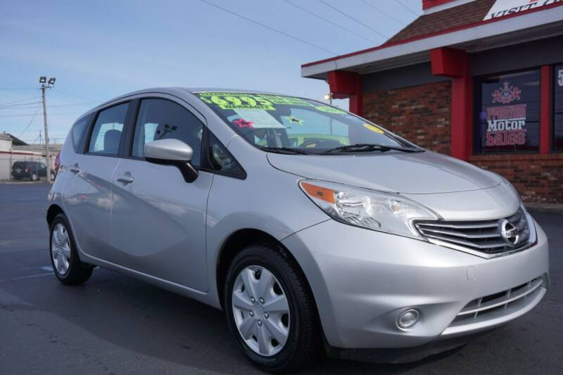 2015 Nissan Versa Note for sale at Premium Motors in Louisville KY