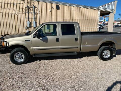 2000 Ford F-350 Super Duty for sale at ROGERS RV in Burnet TX