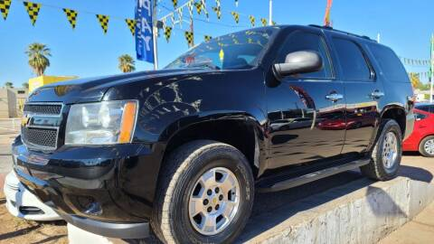 2013 Chevrolet Tahoe for sale at Fast Trac Auto Sales in Phoenix AZ