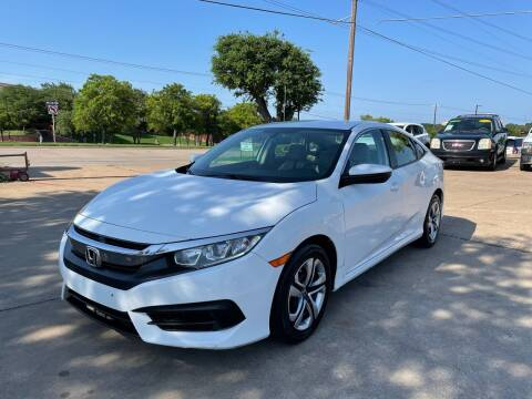 2018 Honda Civic for sale at CityWide Motors in Garland TX
